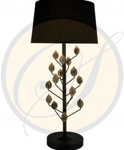 palm seed lamp by Suna Living