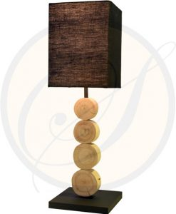 Eucalyptus table lamp by Suna Living