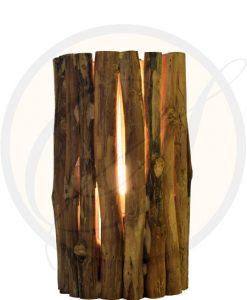driftwood table lamp Yala Suna Living
