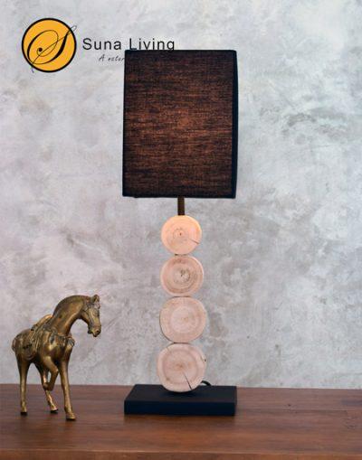 Eucalyptus table lamp by Suna Living