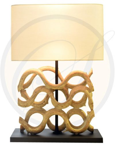 Vines table lamp Udon By Suna Living