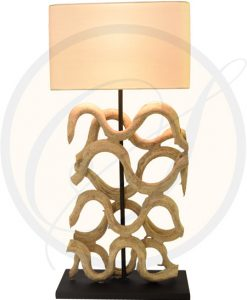Vines tabel lamp Chiang Rai By Suna Living